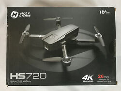 Holy Stone Hs720 4k Eis Drone With Uhd Camera Gps Fpv Rc Quadcopter