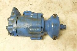 62 - 65 Early Ford 4000 Tractor 801 901 Hydraulic Pump Assembly