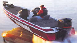 Wide Bass Boat Cover-18'6 X 96 Beam