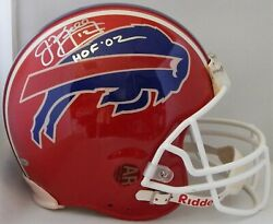 Jim Kelly Buffalo Bills Signed Full Size Authentic Helmet Tristar Authenticated