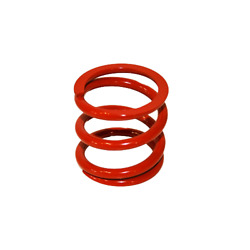 Spring Red Reinforced For Support Engine For Fiat 500 F L Old