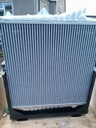 Volvo Penta Charge Air Cooler Wide 3183748 And Volvo Penta Radiator Wide 2072244