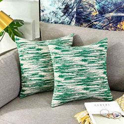 Home Brilliant Throw Pillow Covers Soft Square Bed Decorative Pillowcases For 2