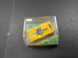Shuco Action Racers Toyota Yellow 150 Die Cast Nos