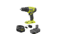 18-volt One+ Lithium-ion Cordless 1/2 In. Drill/driver Kit With 1 1.5 Ah Batte