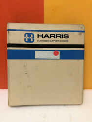 Harris 1-1788-001 2200 Series Ad Layout System Applications Manual
