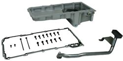 Moroso 20105 Street/strip Oil Pan 1955-1987 Gm Cars And Trucks Except G-body Wit
