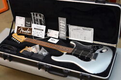 Fender American Deluxe Stratocaster Tungsten 3.71kg 2010 Make Used