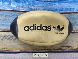Extremely Rare Vintage Adidas Lions Rugby Ball With 40 Signature 80andrsquos Wales
