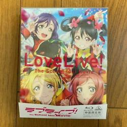 Love Live The School Idol Movie Bluray