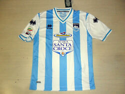 Size Yxs Pescara T-shirt Competition 2012/2013 Home Jersey Shirt Serie A Patch