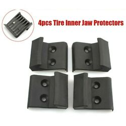 New 4pcs Inner Jaw Protector Clamp Coat Motorcycle Tire Changer Machine Parts
