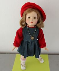 Vintage 1936-39 Effanbee American Children Original Outfit For 17 Doll Complete