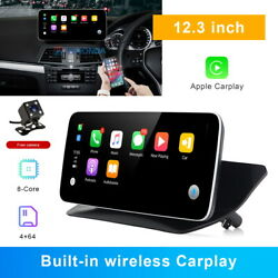Android Car Dvd Gps 12.3 For Benz E Class 2010-2012 Rhd Radio Multimedia Player