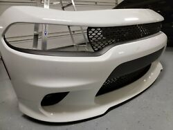 Dodge Charger Daytona 392 2015-2019 Oem Front Complete Bumperin Mint Condition