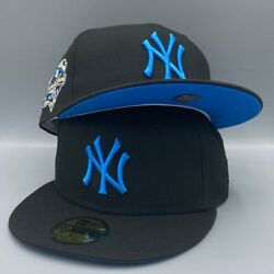 Snapshot Collection Ny Yankees 2000 Ws 59fifty New Era Black Hat