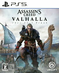 Assassinand039s Creed Valhara Sony Playstation 5 Ps5 Games From Japan Tracking New