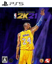 Nba 2k21 Mamba Forever Edition Sony Ps5 Video Games From Japan Tracking New