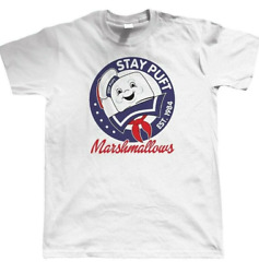 Stay Puft Ghost Busters Movie Film 80s T-shirt Funny Vintage Gift For Men Women