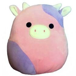 Patty The Cow Squishmallow 8 Inch Stuffed Animal Soft Plush Toy