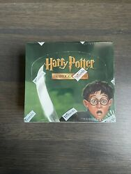 Harry Potter Tcg Wotc Wizards Of The Coast Chamber Of Secrets Booster Box Sealed