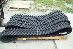 Nifty Td34 Boom Lift Replacement Rubber Tracks By Dominionfits Other Track Lift