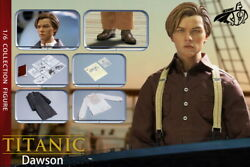 Chong 1/6 Titanic Jack Dawson 12inch Male Action Figure Model Doll Toy In Stock