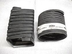 Nos 52 53 54 55 56 57 Ford And T-bird Thunderbird Heater Duct Hose Set 18584 18489