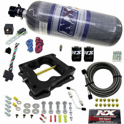 Nitrous Express 30080-12 Conventional Stage 6 Nitrous Plate System