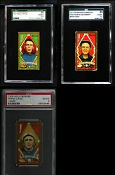 1911 T205 Chicago White Sox Almost Complete Team Set 2 - Good