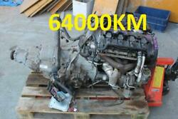 Audi A4 8ec Bwe 00-09 Automatic Transmission Gearbox Complete Quattro 4wd Hup H
