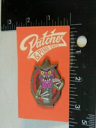 Patches And Pins Expo Nightmare On Elm Stree Freddy Monster Pin