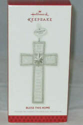 2013 Hallmark Bless This Home New