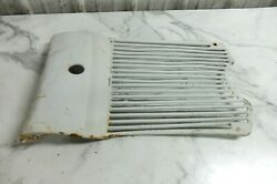 53 Ford Jubilee Naa Tractor Front Radiator Cover Grill
