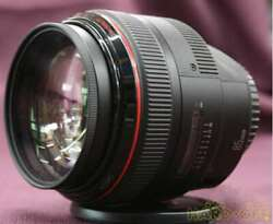 Canon Monofossil Lens For Ef85mm F1.2l Usm Free Shipping