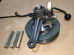 Jeep Willys Mb Gpw Ww2 G503 Capstan Winch Fittings Without Plate And Joint Shaft