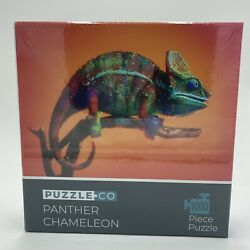 Panther Chameleon 1000 piece jigsaw puzzle Age 12 27.7in X 19.5in