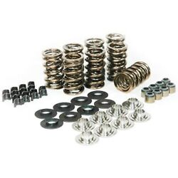 Promaxx Performance 8401 Gm Ls Series Gold Dual Valve Spring Kit Includes