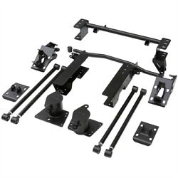 Ridetech 11367199 Bolt-on 4-link Rear Suspension System 1973-1987 Chevy / Gmc C1