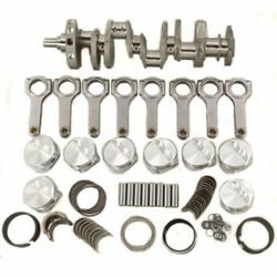 Eagle 12111030 Competition Rotating Assembly - 350 1pc Seal Stroke 3.750 Disp.