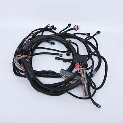 Standalone Wiring Harness W/4l60e Fits 99-03 Vortec 4.8 5.3 6.0 Engines Us Stock