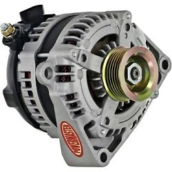 Powermaster 844009-1 Gm 12si-style Alternator Natural 1-wire 175 Amp 6 Groove Be