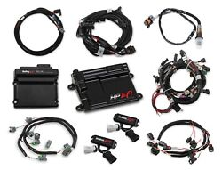 Holley 550-619n Ti-vct Hp Efi Controller And Harness Kit 2011-2012 Ford Coyote Cab