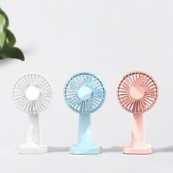 Rechargeable Built-in Battery Small Table Fan Mobile Phone Holder Wind Spee U2x1