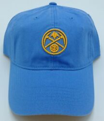 Nba Denver Nuggets Nba Elevation Adult Slouch Adjustable Fit Cap Hat Beanie New