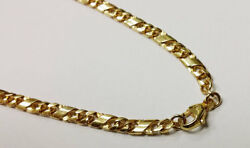 Menand039s/women Necklace 585 Yellow Gold 13.20053.6-50cm