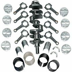 Scat 1-46235 Ford 351c 4340 Forged Std Weight Competition Rotating Assembly 393c
