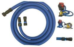 94434 Antistatic Wet/dry Vacuum Hose For Shop Vacs With Universal 16 Ft. Hose