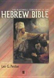 The Blackwell Companion To The Hebrew Bible By David Perdue New