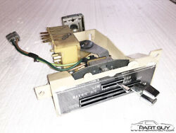 Reb 71-72 Charger A/c Heater Control With Vacuum Temp Ac Air Conditioning B-body